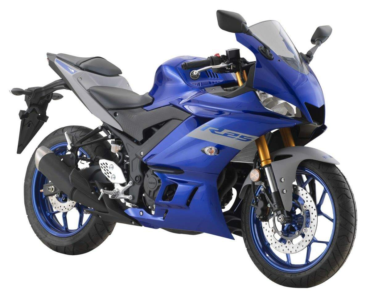 Yamaha YZF-R25 technical specifications